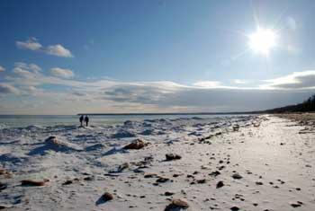 Whitefish Dunes State Park