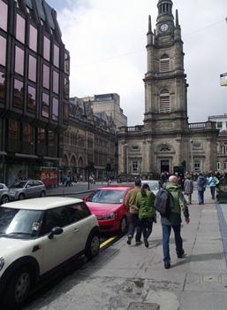 George Street, Central Glasgow