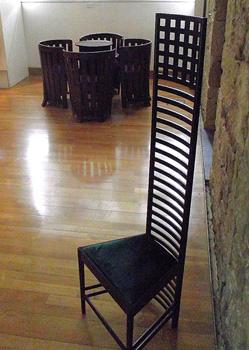 Mackintosh chair
