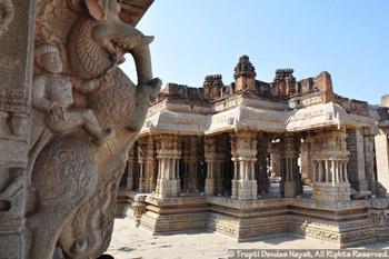 Vittala Temple pillars