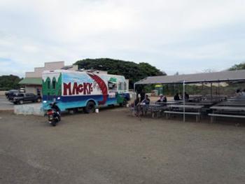 Mackey's shrimp truck