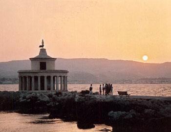Fenari lighthouse on Kefalonia