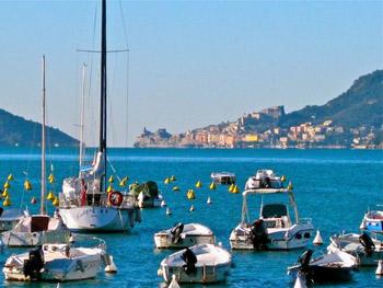 Lerici harbour