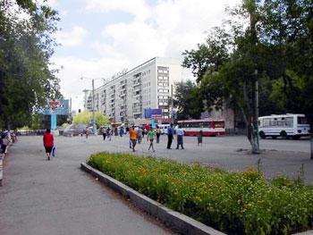 Karaganda boulevard