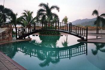 A Langkawi resort property