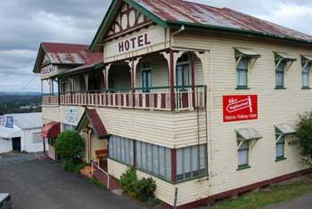 Railway Hotel in Gympie
