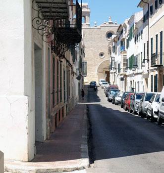 street in Mahon