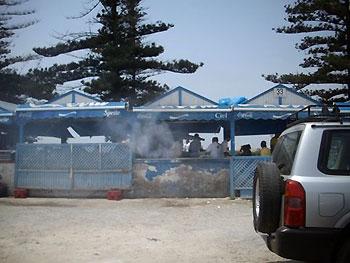 archaeology dig in Essaouira