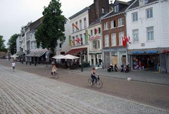 Maastricht shop fronts