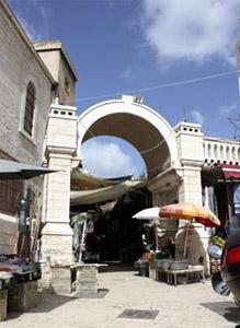 Nazareth souk