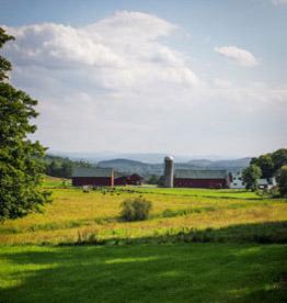 Vermont farm