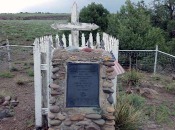 Colonel Pfeiffer gravesite