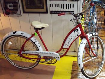 Schwinn Elvis Presley model bicycle