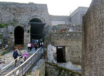 remains of Pompeii