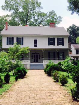 Pond Spring, the General Wheeler home