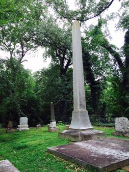 Daniella's grave
