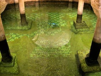 Flooded Crypt of San Francesco