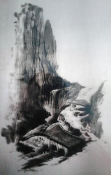 """""""Ronda"""" by Manuel Ruiz (1950)"""