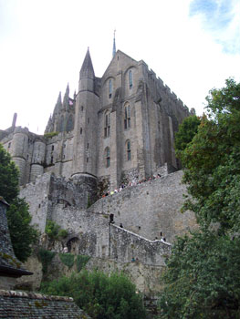 Gothic abbey