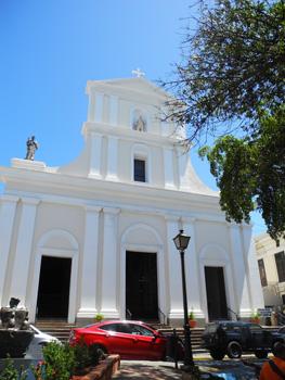 cathedral San Juan Bautista