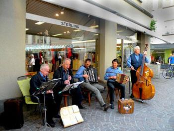 musicians in Chur
