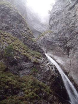 Chessiloch Falls