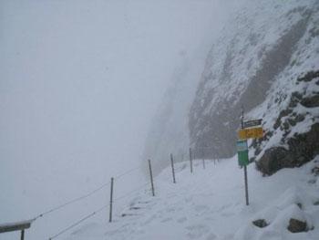 Drachenweg of Mt.Pilatus
