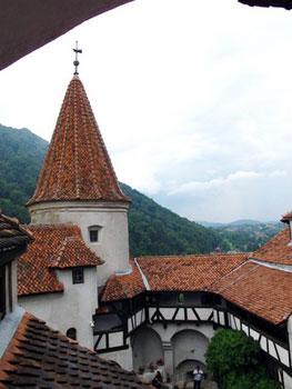 Transylvania castle