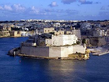 city of Valetta, Malta