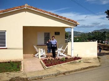 house in Vinales Cubz