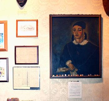 Marie Laveau portrait
