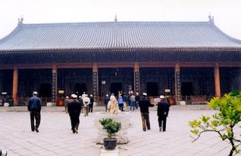 Xian Muslim mosque