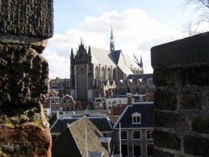 Hoogelandse Kerk, Leiden