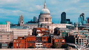 London, England city