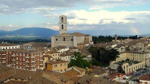 City of Perugia, Italy