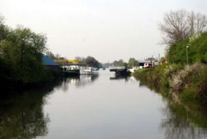 canal scenery