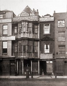 Sir Paul Pindar's House