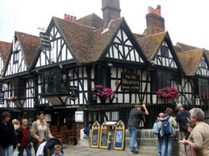 The Old Weaver's House, Canterbury, England