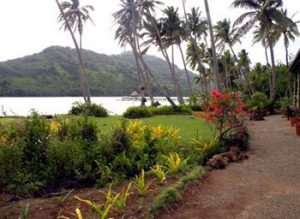 Cousteau resort, Fiji