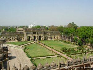 Bada Imambada Lucknow