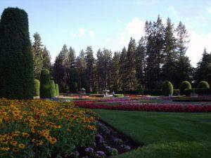 Manito Park Spokane