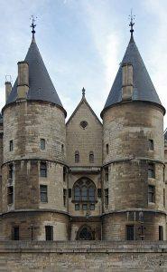 Conciergerie towers