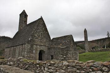 Glendalough priest's house