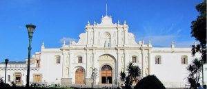 Guatemala city cathedral