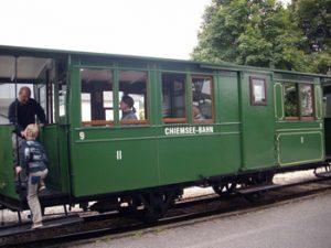 Prien tramway