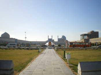 Nagh e Jahan square