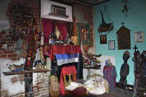 New Orleans voodoo museum