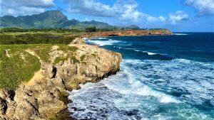 Makawehi Lithified Cliffs, Kaua'i