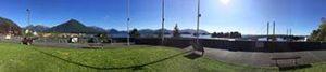 panoramic view of Sitka