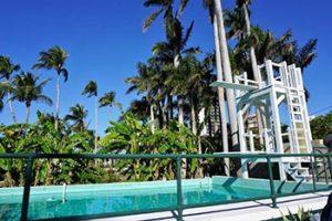 Edison home swimming pool